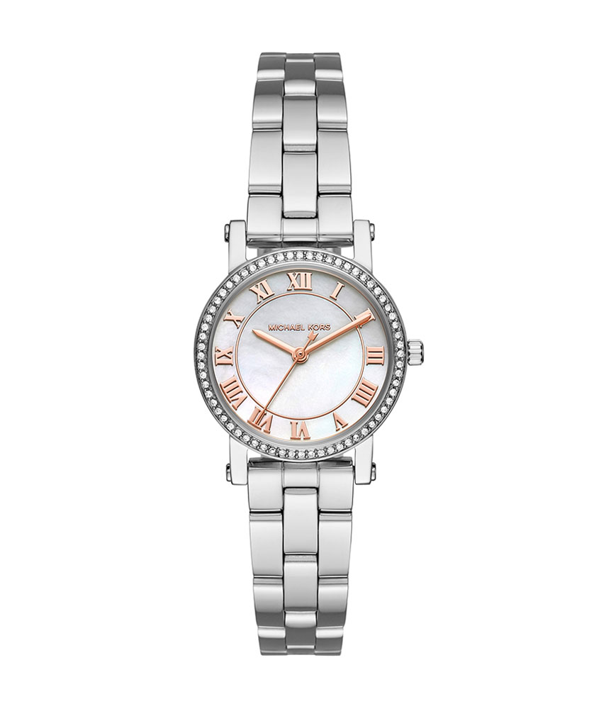Michael Kors Petite Norie Cubic Zirconia Ladies Watch