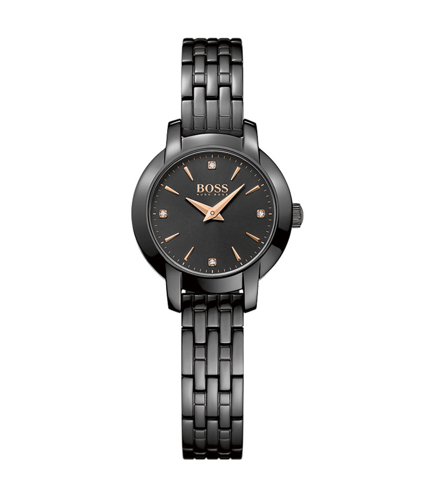 Hugo Boss Success Black Ladies Watch