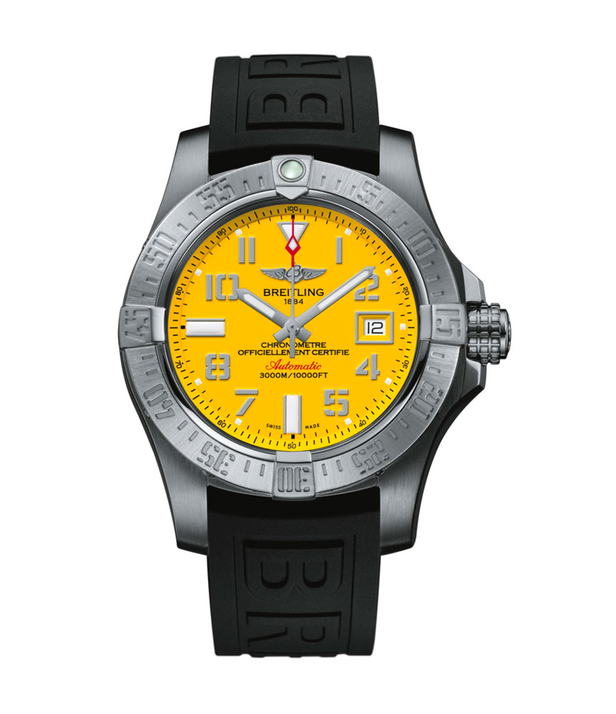 Breitling Avenger II Seawolf Automatic Men's Watch
