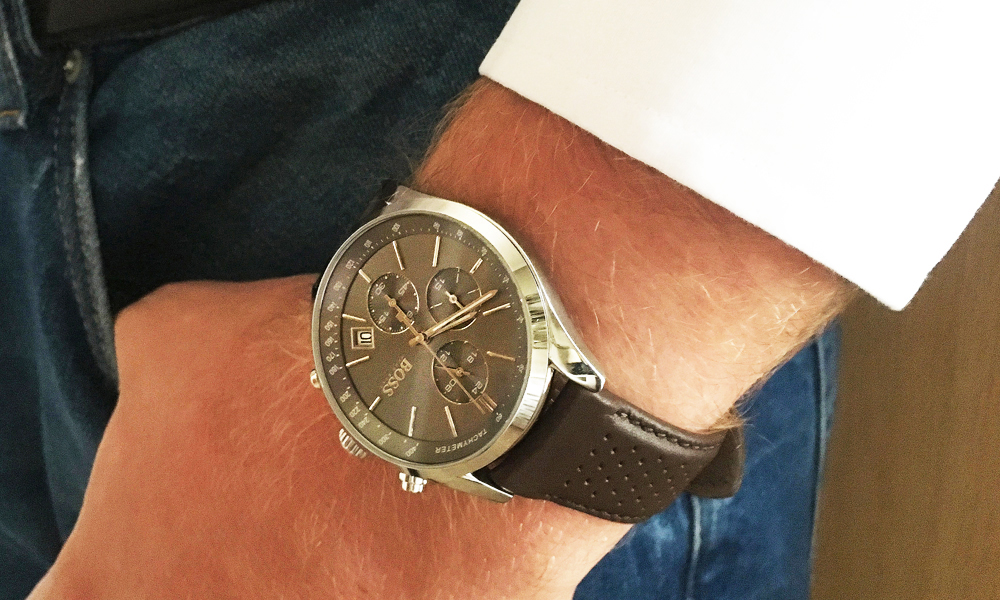 Brown Leather Watches