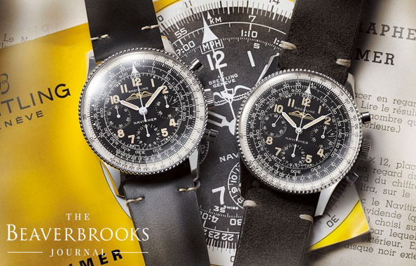 Breitling | New Releases From Baselworld