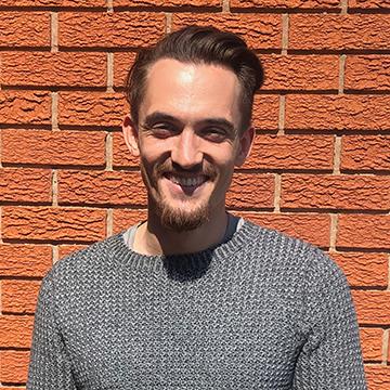 Jack, Front-end Web Designer