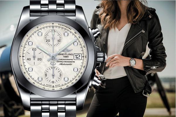 Breitling Ladies Chronomat 38 SleekT