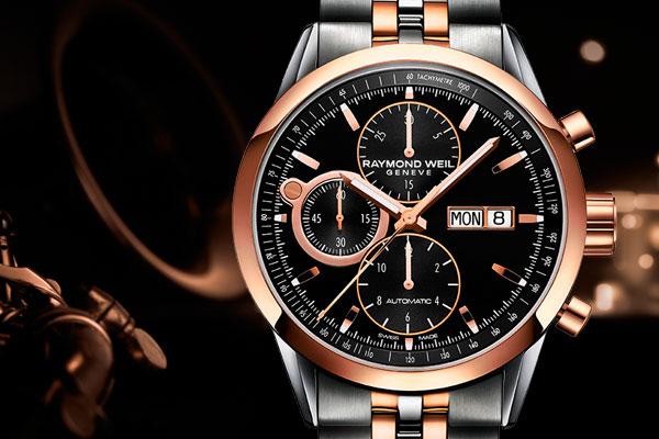 Raymond Weil – Freelancer chronograph automatic men's watch