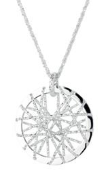 Links of London Silver Mini Dream Catcher Pendant