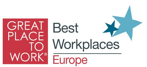 European Best Workplaces Logo