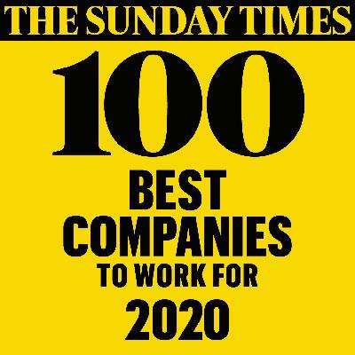 Sunday Times Best Companies Logo
