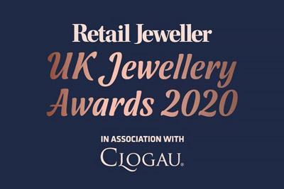 The UK Jewellery Awards Logo
