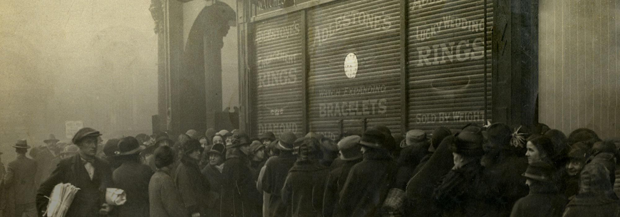 Beaverbrooks Belfast 1920's