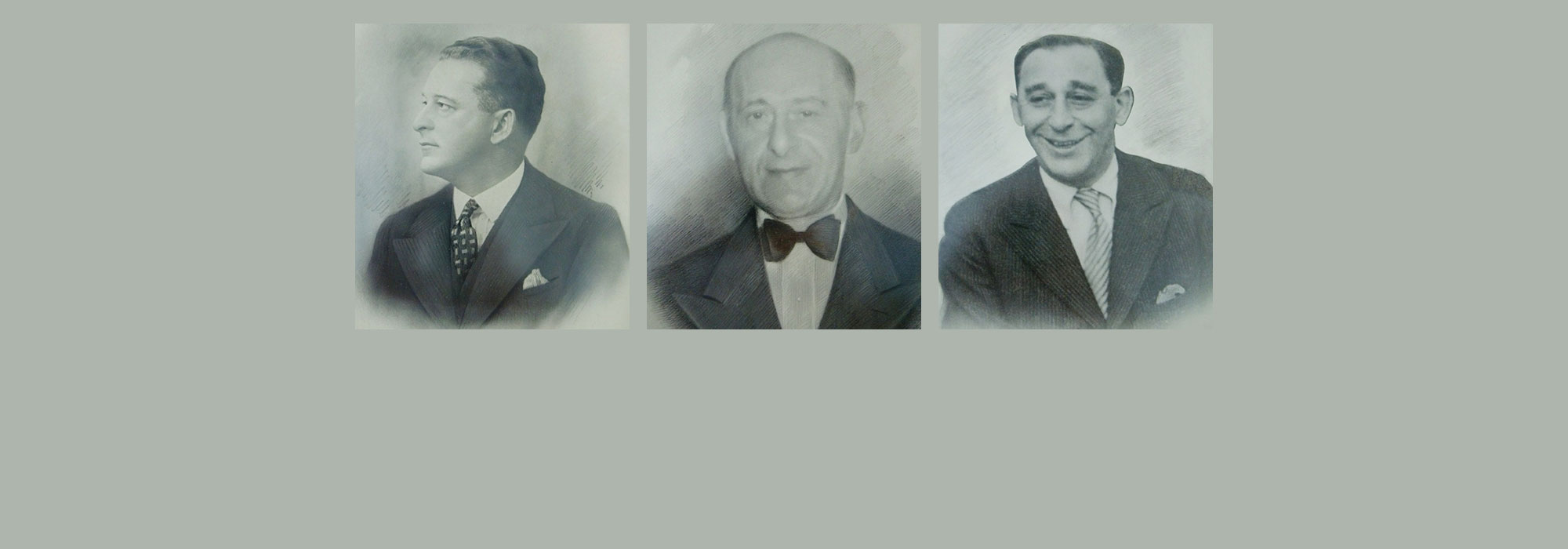 Isaac, Harry and Maurice Adlestone