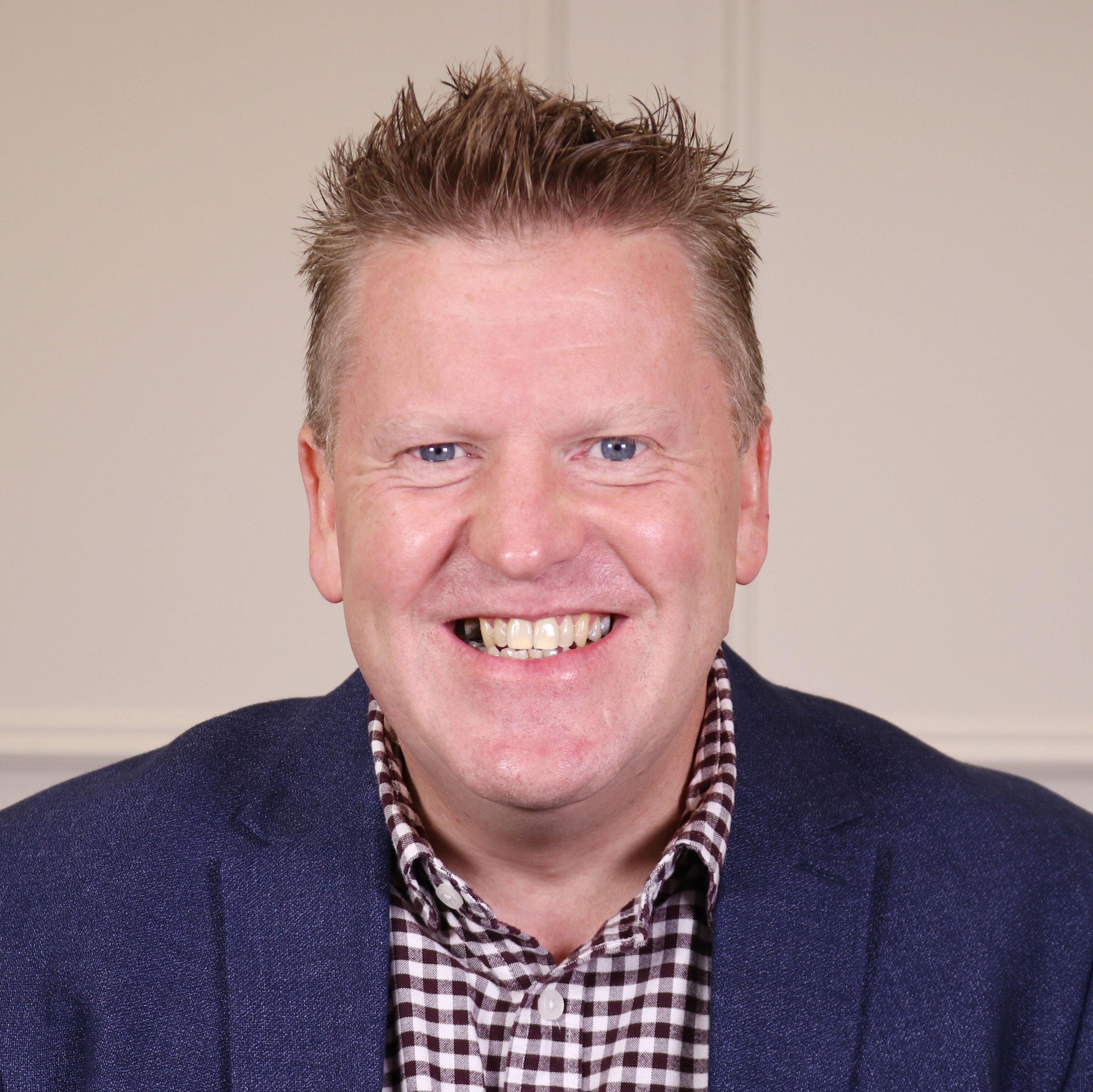 Paul Holly   Head of Internal Communications