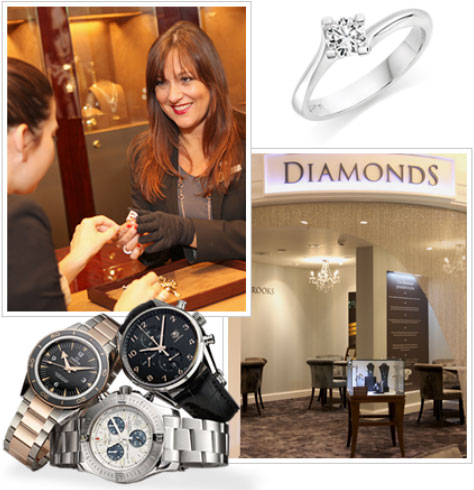 Beaverbrooks In-Store Appointment Booking