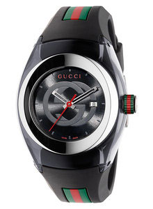 Gucci Sync Black L Watch