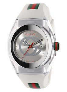 Gucci Sync White L Watch