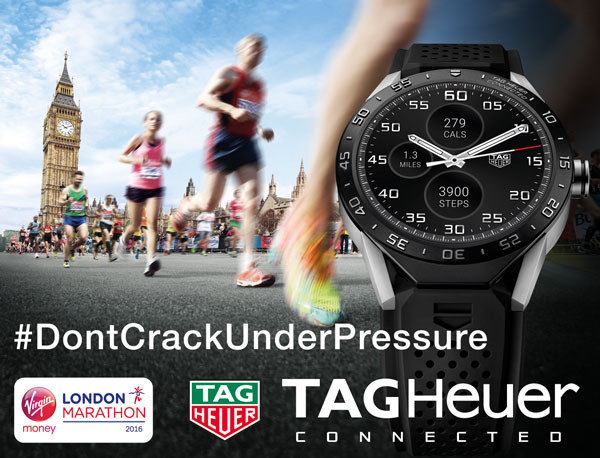 TAG Heuer & The London Marathon