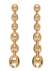 Gucci 18ct Gold Marina Drop Earrings