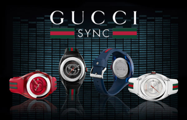 New Gucci Sync