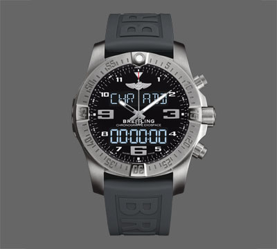 Breitling Exospace B55 Connected Titanium Men's Watch