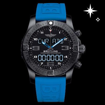Breitling Professional Exospace B55 Chronograph Men's Watch