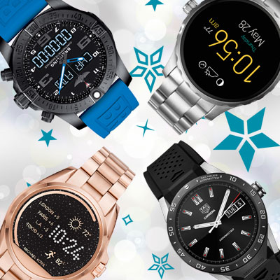 Get Smart This Christmas | Smartwatches
