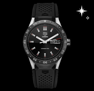 TAG Heuer Connected Men's Watch