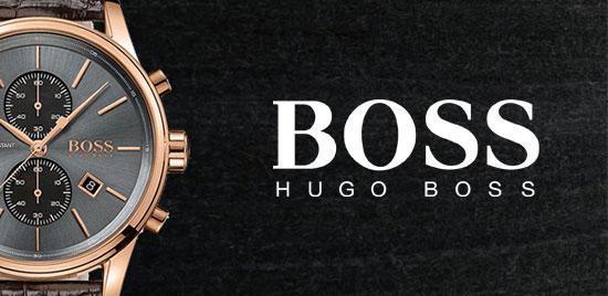 Hugo Boss Jet Rose Gold Tone Chronograph Men's Watch