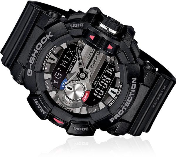 Casio G-Shock G-Mix Bluetooth Chronograph Men's Watch