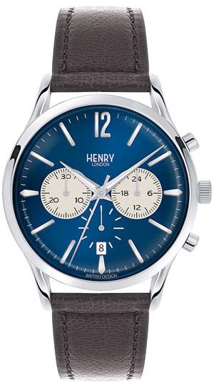 Henry London Knightsbridge Chronograph Men's Watch
