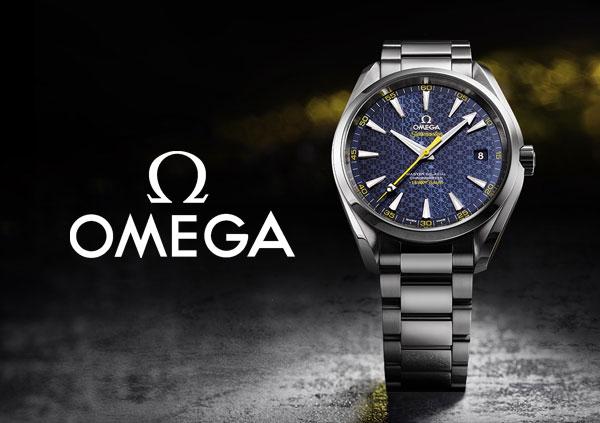 Omega James Bond