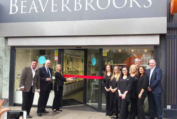 Beaverbrooks Barnsley Store