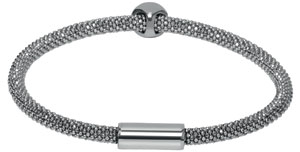 Links of London Silver Star Dust Bead Bracelet