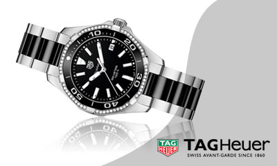 The TAG Heuer Aquaracer Collection