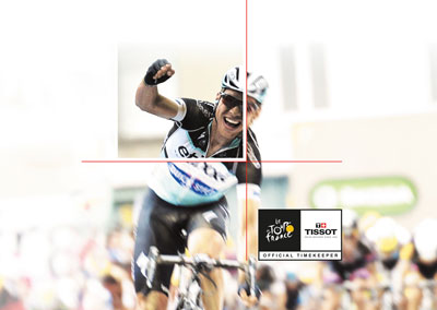 Tour De France - Tissot