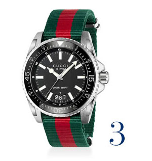 Gucci Dive Men's Watch