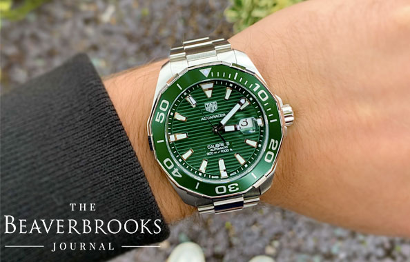 Best Green Watches & Jewellery