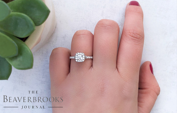 The Most Popular Engagement Ring Styles On Instagram