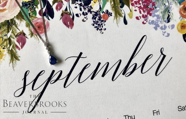 September's Birthstone | Sapphire