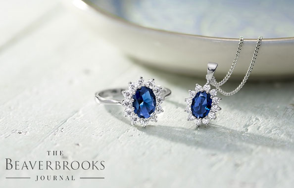 Bridal Jewellery | Something Blue