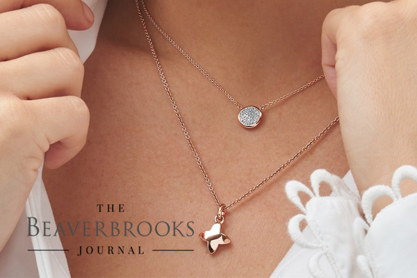 Dainty Necklaces | The Latest Jewellery Trend