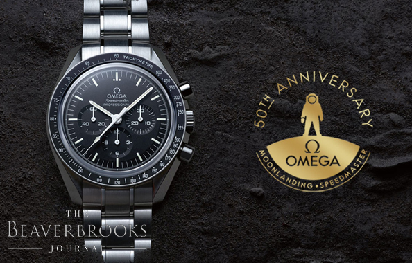 Six Things You Didn't Know About The Omega Speedmaster Moonwatch