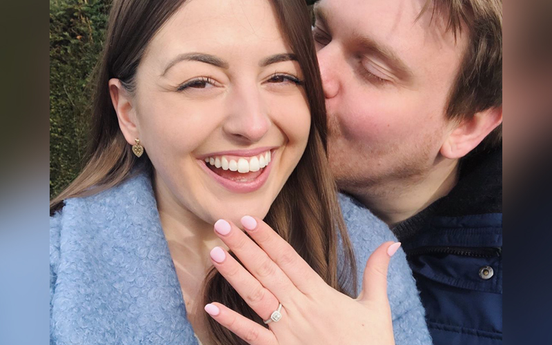 Meet Sophie & Dave | Their Proposal Story