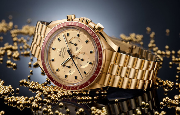 OMEGA | New Speedmaster Apollo 11 50th Anniversary