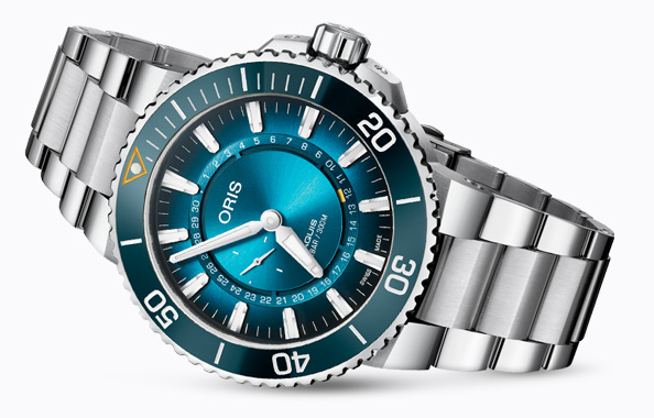 Oris | New Releases From Baselworld