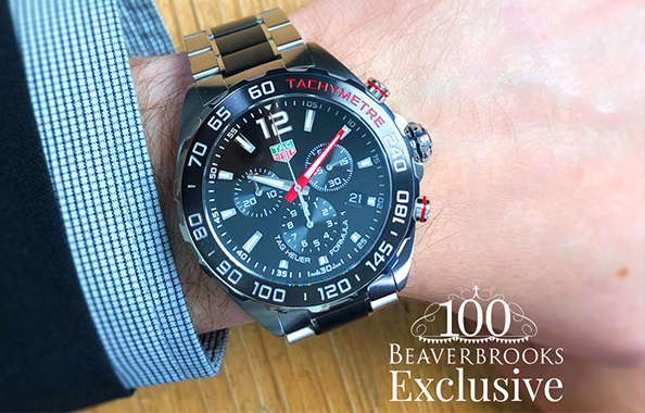 Six Reasons To Love Our TAG Heuer Exclusive Limited Edition