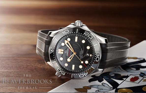 In The Spotlight | OMEGA Seamaster & James Bond