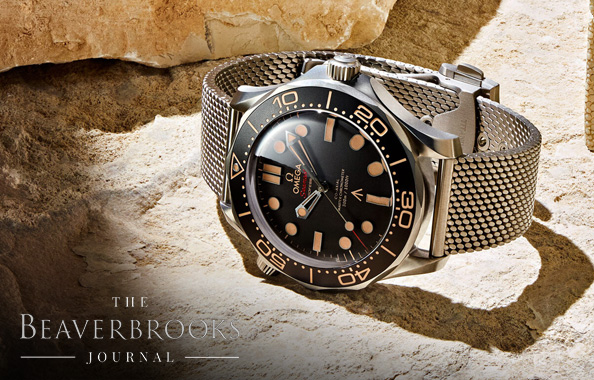 One To Watch | OMEGA Seamaster Diver 300m 007 Edition