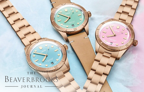 Take On The Pastel Watch Trend
