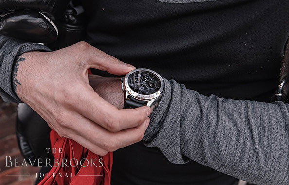 A Day In The Life Wearing The TAG Heuer Connected