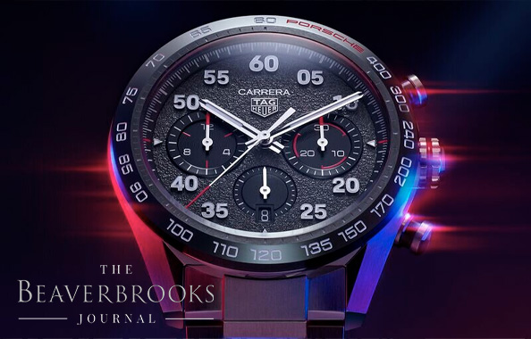 One To Watch | New TAG Heuer Carrera Porsche Special Edition Chronograph
