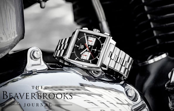 One To Watch | New TAG Heuer Monaco Watches